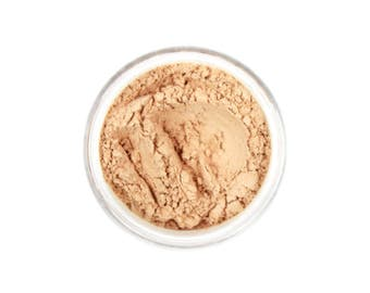 All Natural Makeup - Fair/Light Mineral Foundation - Natural Foundation - Balsalm