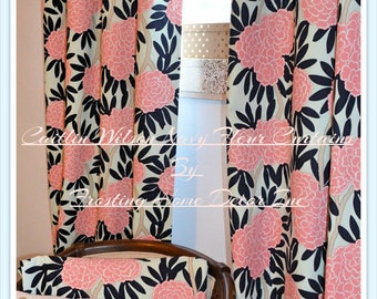 View Curtains by FrostingHomeDecor on Etsy