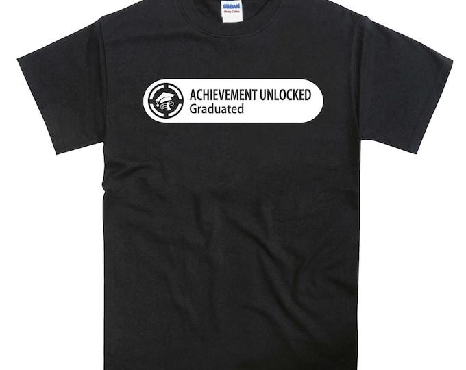 Xbox Achievement Graduated Tshirt