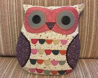 Owl Cushion *~