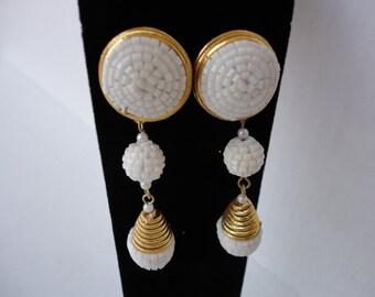 Vintage Dangle Earrings