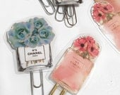 CC Glam Laminated Paper Clips