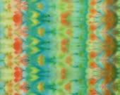 Unique ice dyed cloth