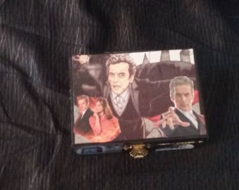 12th Doctor Box