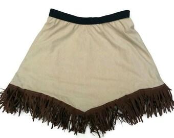 Pocahontas Running Skirt