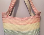 Custom Order Rainbow Tote for Michelle