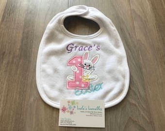 My first Easter Bib or Shirt SALE PRICE!