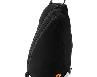 Sling Backpack - Small | Sling Bag, Shoulder Bag, Travel Bag, Laptop Bag, Macbook Bag, Padded Bag, - HEAVY DUTY CANVAS - 1 Year Warranty