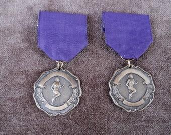 Female Fun Run Medals
