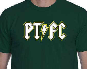PTFC - Portland Timbers Football Club T-shirt - MLS Soccer Shirt