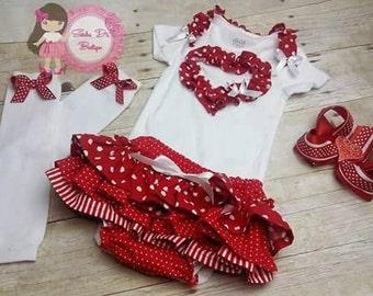 Valentine bloomer set