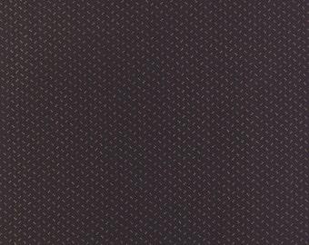 Moda Miniature Gatherings Blackberry Fabric 1154-25 BTY