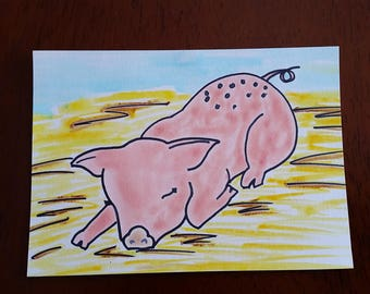Piglet Naps