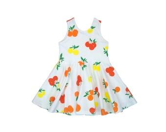 Clementine Tank Mini Twirl Dress