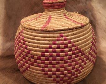 Extra Large Hooper Bay Grass Basket