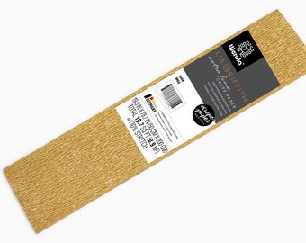 Lia Griffith - Metallic - Extra Fine Crepe Paper – Gold