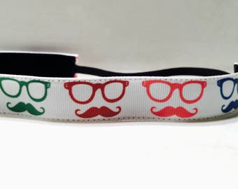 Glasses and Mustaches
