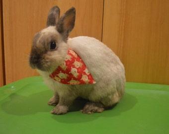 Christmas small animal bandana