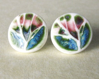 Summer Tree Blossom Earrings