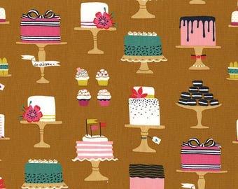 Michael Miller Fabrics - Sweet Cakes - PS7428-CINN-D