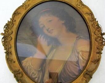 Victorian Print Erotic Art Edwardian San Francisco