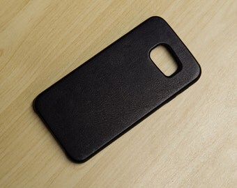 genuine leather case bumper cover Ultra Slim MADE IN ITALY for Samsung Galaxy s6