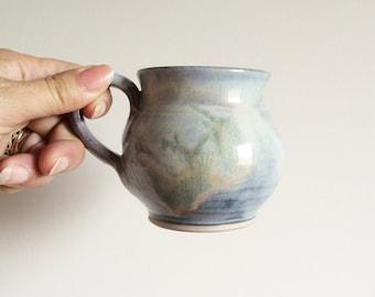 Australian studio pottery mug Pedro pottery