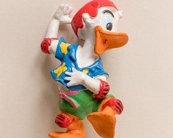 Vintage Disney European PVC Figure Donald Duck