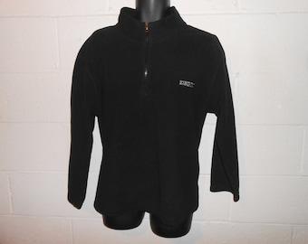 Vintage 90s Donna Karan DKNY Pullover Fleece 3XL