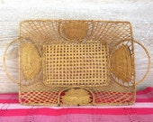 On Hold TB - Antique Hand-Woven Wicker Basket | Antique Baskets