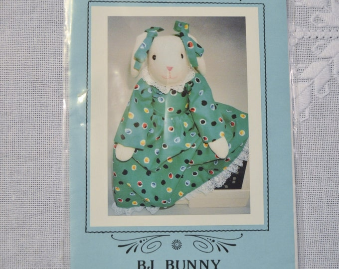BJ Bunny Sewing Machine Cover Sewing Pattern Four Jay Crafts  PanchosPorch