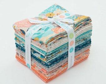 "Ava Rose Fat Quarter Bundle by Deena Rutter for Riley Blake Designs, 18 - 18"" x 22"" cuts"