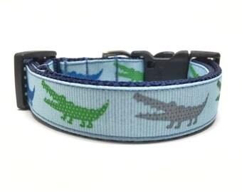 Gator Dog Collar Florida Gator Small Dog Collar UF Small Dog Collar