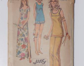 Vintage 1971 Simplicity Pattern 9362 size 12