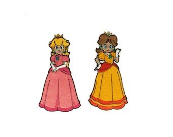 Princess Peach or Daisy - Mario (CHOOSE ONE)