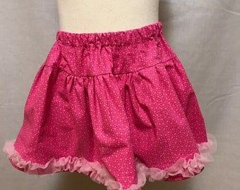 Little girls skirt size 4-8