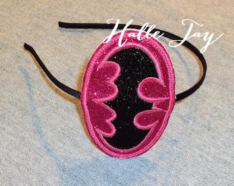 Ready to Ship Today: BatGirl or Batman Headband