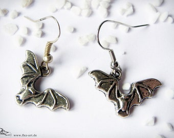 Earrings *Bat*Tibet