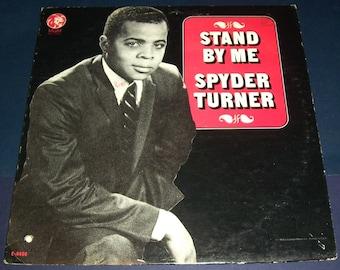 1967 Spyder Turner Stand By Me LP