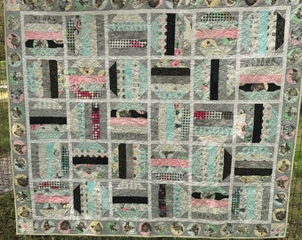 Cotton Quilts, Cat Quilts, Cats, Paint By Number, Blankets, Cat Lovers, Gifts for Cat Lovers, Grey Quilts, Throws, Summer Quilts, Bedding