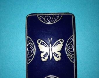 RARE, Lucretia Vanderbilt, Vintage compact. ALL intact and original