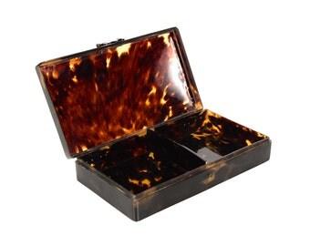 Bakelite jewelry box Etsy