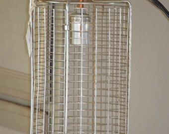 Upcycle Floor Lamp, Industrial Lighting, Repurpose Lighting