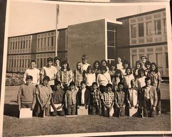 1968 Duckwater Indian School Tour