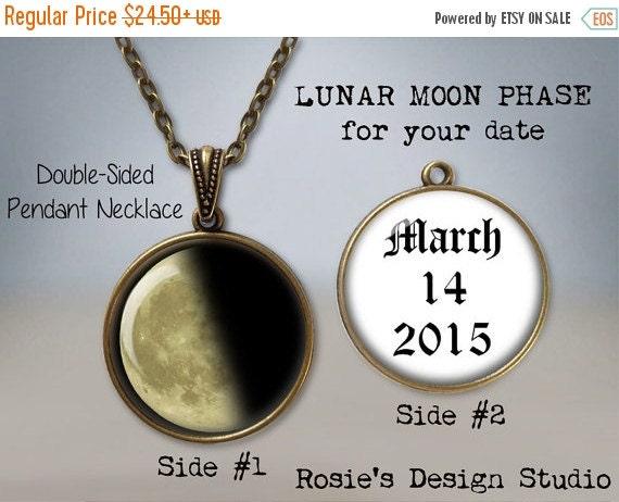 Birth Moon Phase Ring
