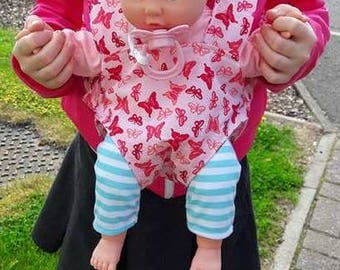 Fabric Doll Carrier