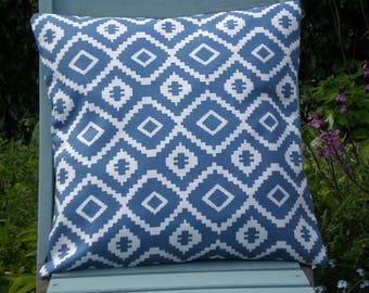 John Lewis Fabric Cushion Cover 'Nazca'