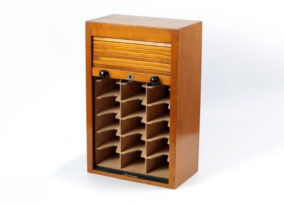 antique bauhaus roll fronted cabinet germany roll front rack. Black Bedroom Furniture Sets. Home Design Ideas