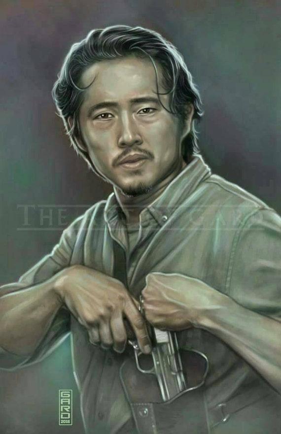 Glenn Rhee 11X17 Art Print