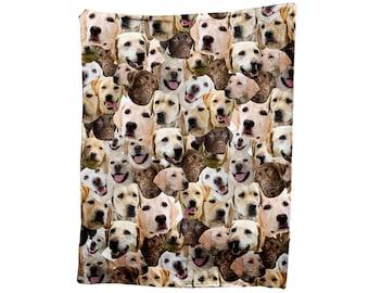 Labrador retriever Blanket